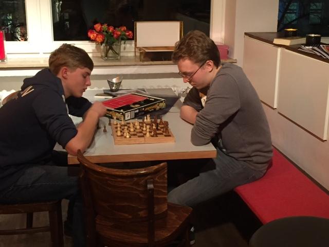 Schach im Leichtsinn