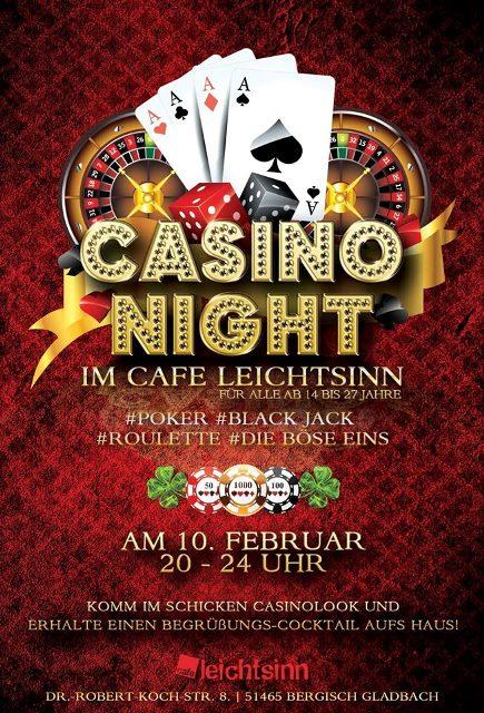 ist heute casino offen