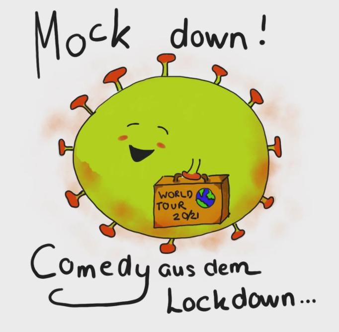 """Neues digitales Projekt von All Inklusive GL die Web-Serie: """"Mockdown! Comedy aus dem Lockdown…"""""""